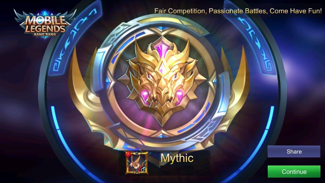 How to Rank up Fast in Mobile Legends Ranked games Mythic