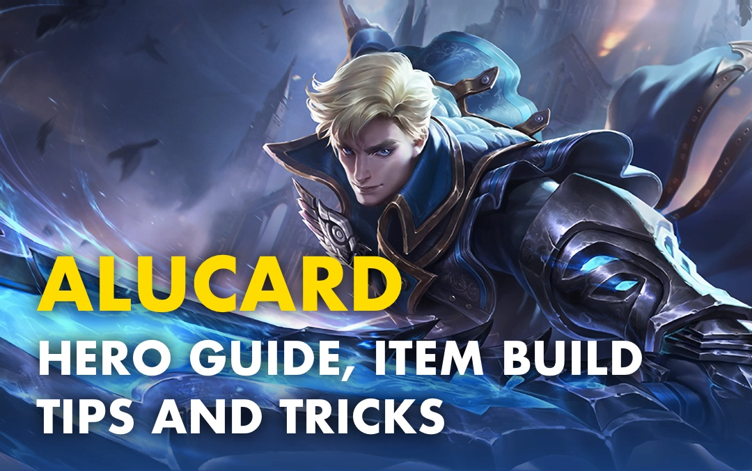 Alucard Fighter Hero Guide Item Build Mobile Legends Bang Bang