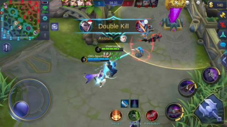 Alucard fighter hero guide double kill savage Mobile Legends Bang Bang 1
