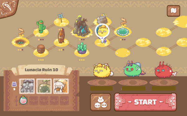 Axie Infinity Adventure Guide: How to Farm EXP & Level Up Fast