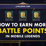 How to Earn More Battle Points in Mobile Legends [2019]