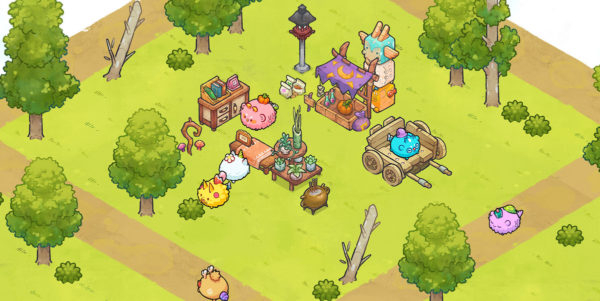 How to Earn Smooth Love Potions SLP in Axie Infinity