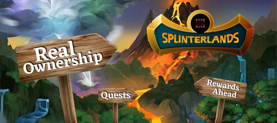 How to Earn by Playing Splinterlands (Free-to-Play NFT Game)