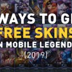 7 Easy Ways to Get Free Skins in Mobile Legends [2019]