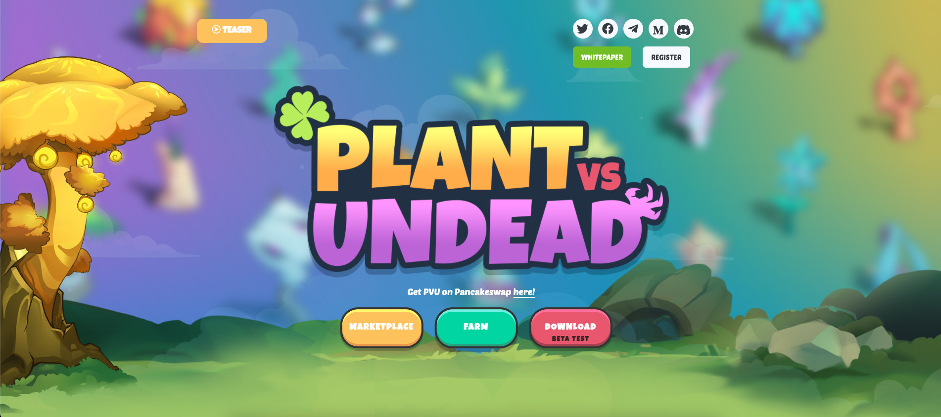 How to buy PVU Plant vs Undead tokens