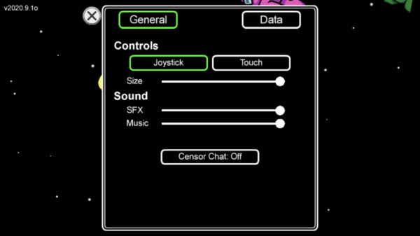 How to change controls and UI settings in Among Us