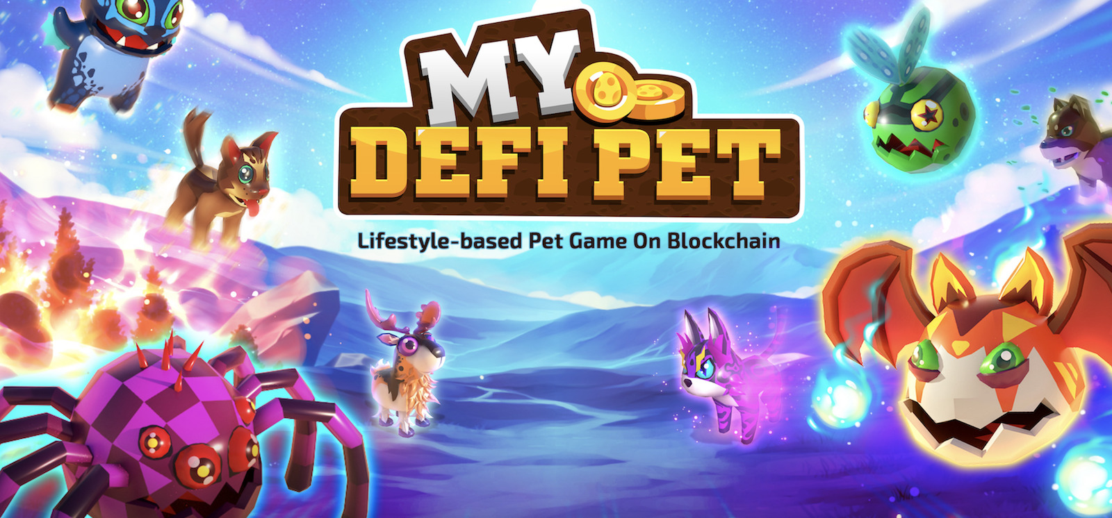 My DeFi Pet Guide: How to Play and Earn for Beginners
