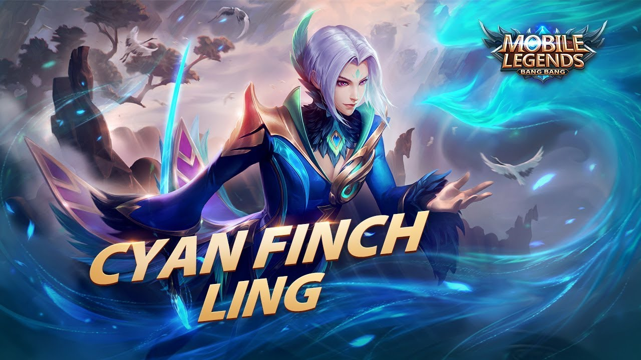 Ling Cyan Finch Assassin hero guide item build Mobile Legends Bang Bang