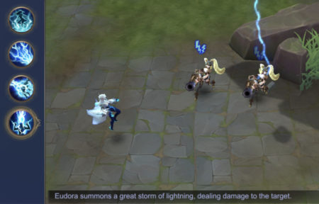 Superconductor effect Eudoras passive ability debuffs enemy more magic damage