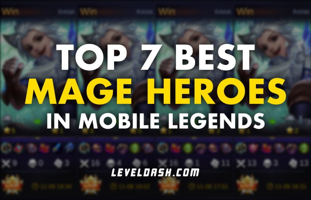 Top 7 Best Mage Heroes in Mobile Legends Bang Bang