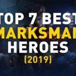 Top 7 Best Marksman Heroes in Mobile Legends [2019]