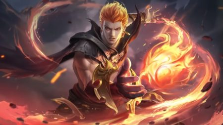 Valir Mage hero Mobile Legends Bang Bang
