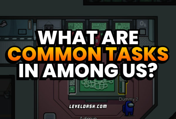 What are Common Tasks in Among Us