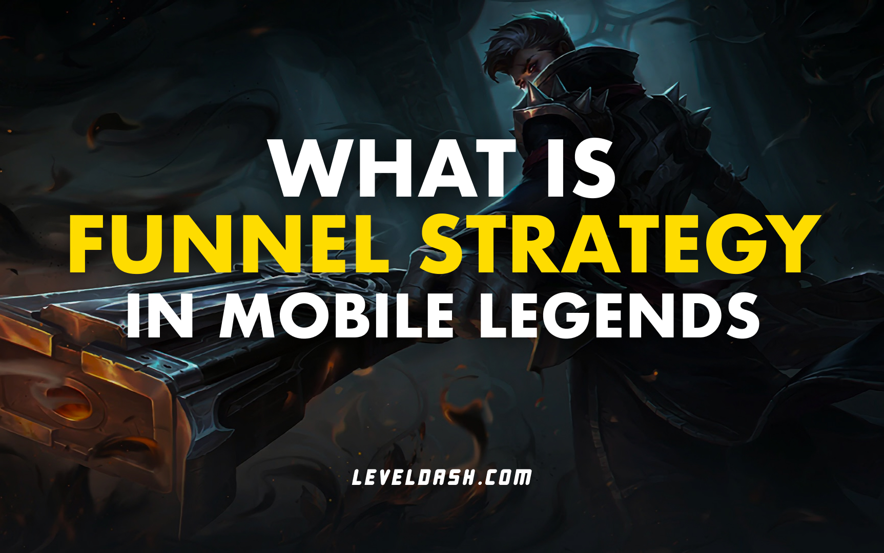 What is Funnel Strategy in Mobile Legends