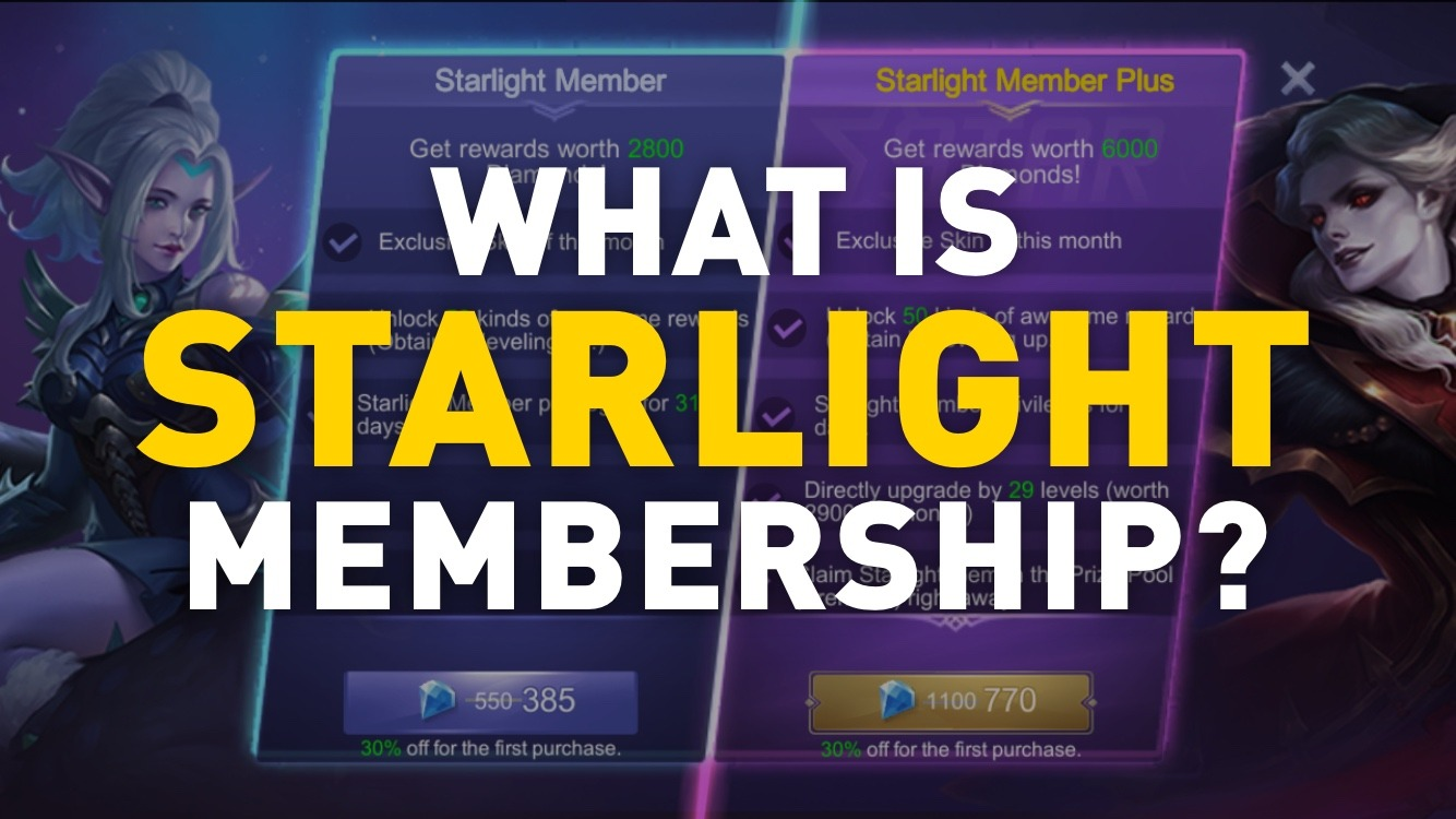 "What is ""Starlight Membership"" in Mobile Legends?"