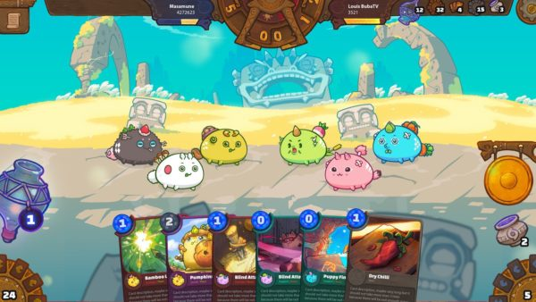 What kind of game is Axie Infinity